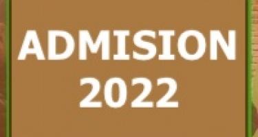 Proceso de Admisión PreKinder y Kinder 2022